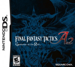 FF Tactics A2 - Busy Gamer Rating 3