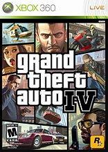 GTA IV - Busy Gamer Rating 3