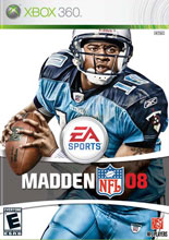 Madden 08 - Busy Gamer Rating 5