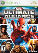 Ultimate Alliance - Busy Gamer Rating 4