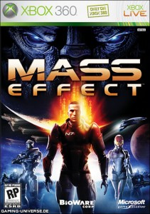 Mass Effect - Busy Gamer Score 1